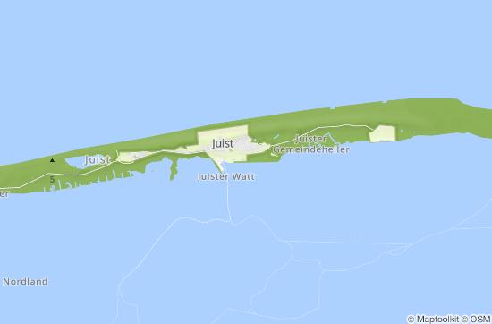 K303274ste Algarve Karte.Juist Karte Hundestrand