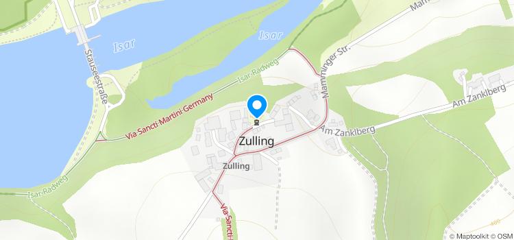Isarradweg Karte.Teufelstritt In Zulling Tourismusverband Ostbayern E V