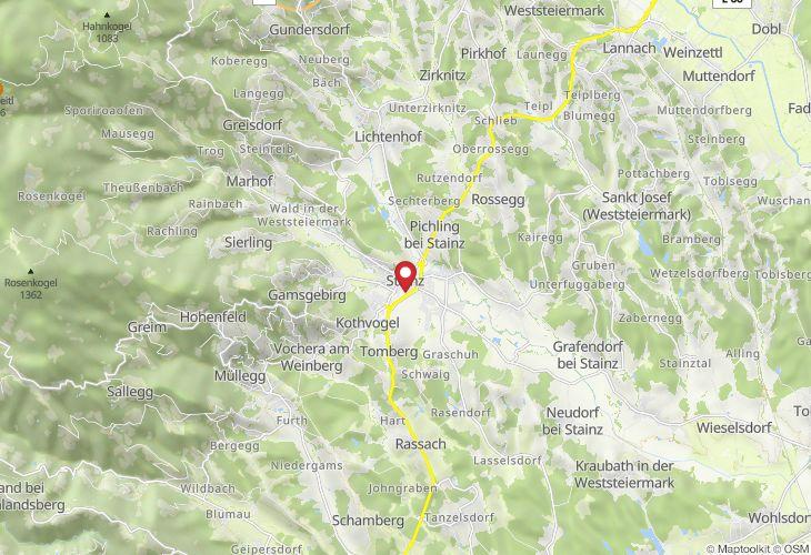 Single app aus stainz - Dating den in egg - Judendorf